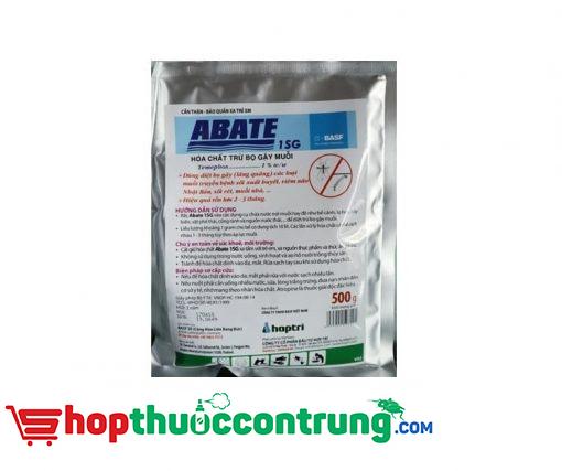 Hoa chất Abate-1SG-dạng gói
